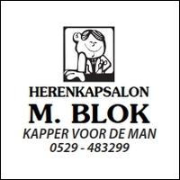 M. BLok Herenkapsalon